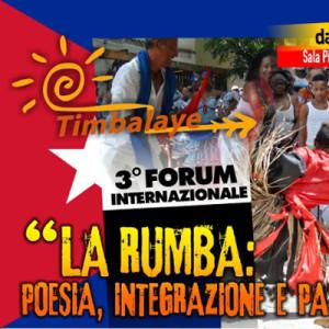 forum Internazionale Timbalaye