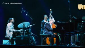 Monty Alexander con il suo Harlem Kingston Express, 16 luglio 2014, Umbria Jazz, Arena Santa Giuliana (PG)