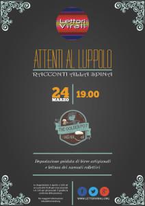 locandina Attenti al Luppolo