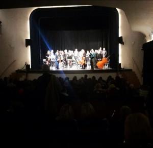 L'Orchestra Filarmonica di Tivoli ha concluso il GuidoniAMOarte