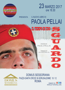 PAOLA PELLAI - LOCANDINA