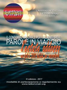 PAROLE_IN_VIAGGIO_2017 - LOCANDINA