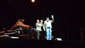 Gonzalo Rubalcaba e Chichi Valdès, 13 luglio 2017, Umbria Jazz