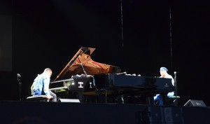 Gonzalo Rubalcaba e Chichi Valdès, 13.07.2017, Umbria Jazz