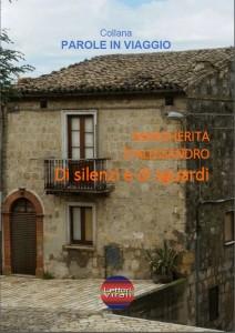 COPERTINA - DI SILENZI E DI SGUARDI - MARGHERITA D'ALESSANDRO
