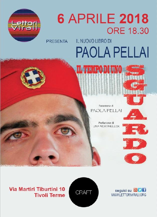 """Paola Pellai - """"Il tempo di uno sguardo"""""""